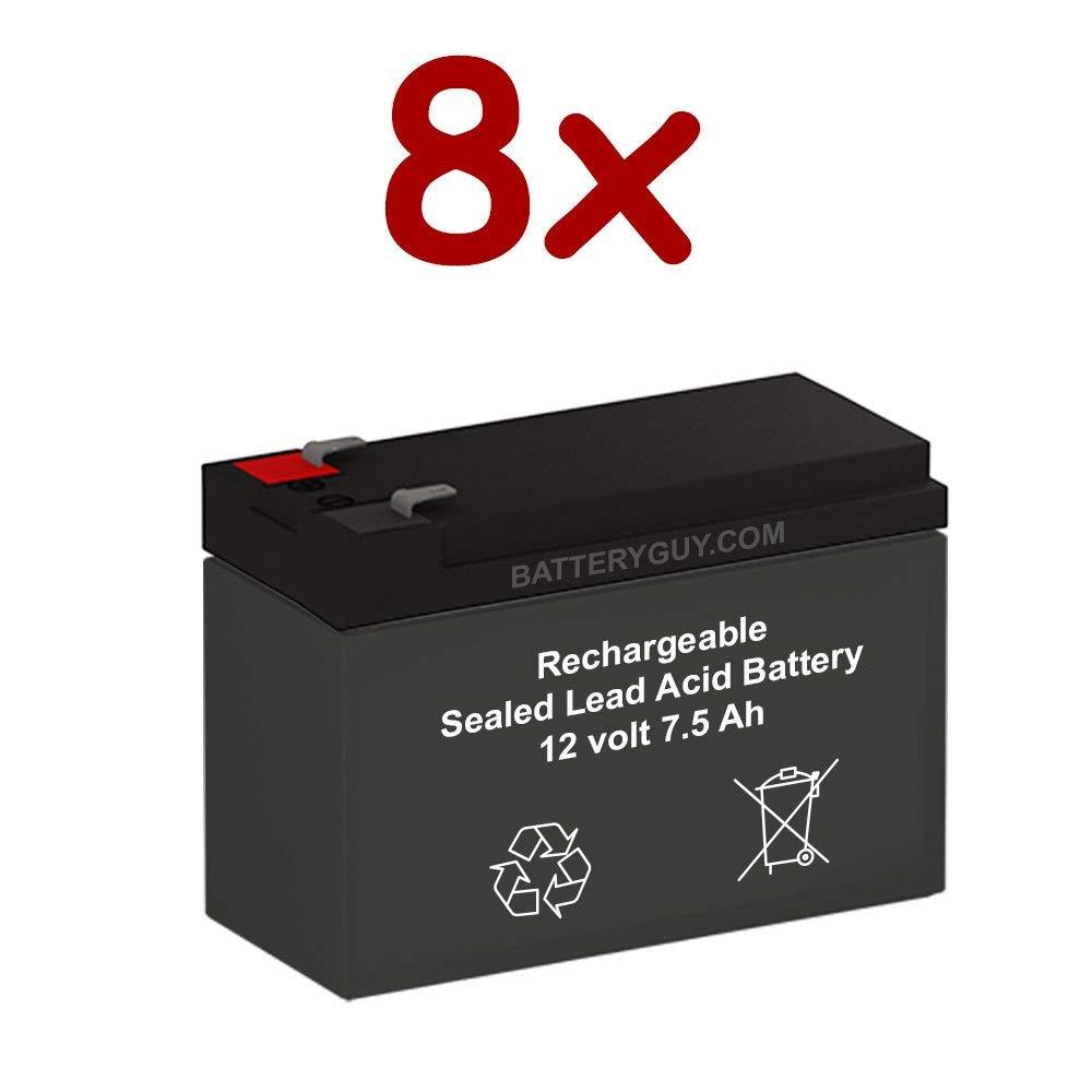 Liebert GXT2-3000RT230 12V 9Ah UPS Battery This is an AJC Brand Replacement
