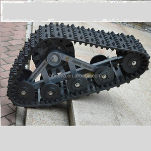 OEM Factory Supply China UTV ATV Rubber Snow Track for Sale