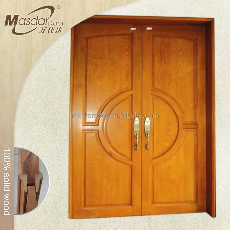 Double doors ash ply pasting double door main double door for Double door designs for home
