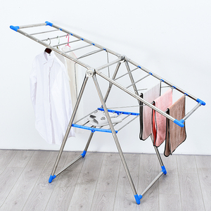 Wholesale Cheap Foldable Folding houseware gullwing pet round clothes drying rack as seen on tv