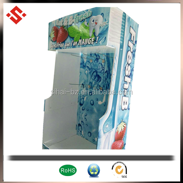 palstic floor stand display online wholesale shopping