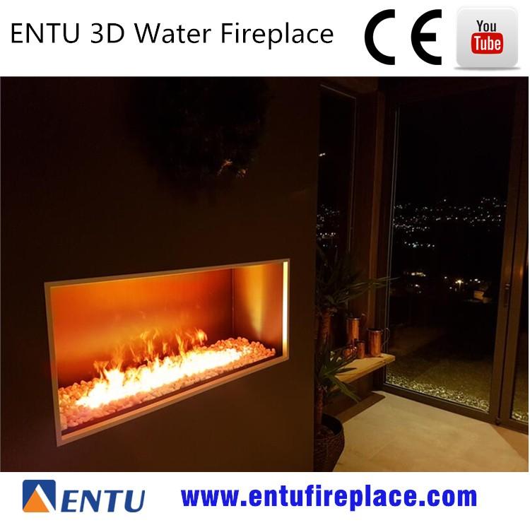 not gas fireplace 100cm wall embedded decorative entu 3d1000 water rh wholesaler alibaba com electric water based fireplace water vapor electric fireplace insert