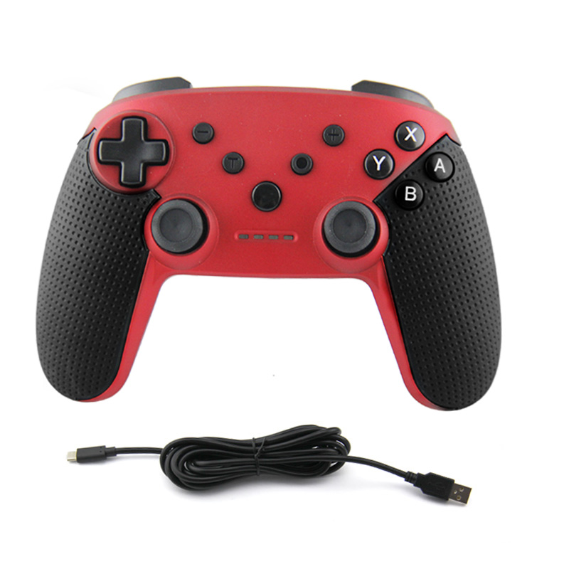 For Nintendo Switch Pro Wireless Gaming Gamepad Motor Game Pad Joystick Game <strong>Controller</strong> With Sensor Function