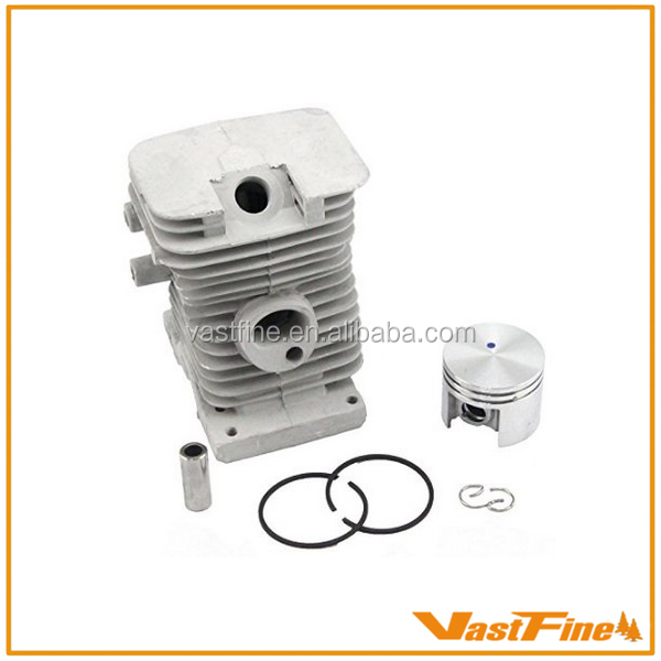 Chinese best-selling chain saw spare parts of 38mm cylinder &piston assy for ms 180