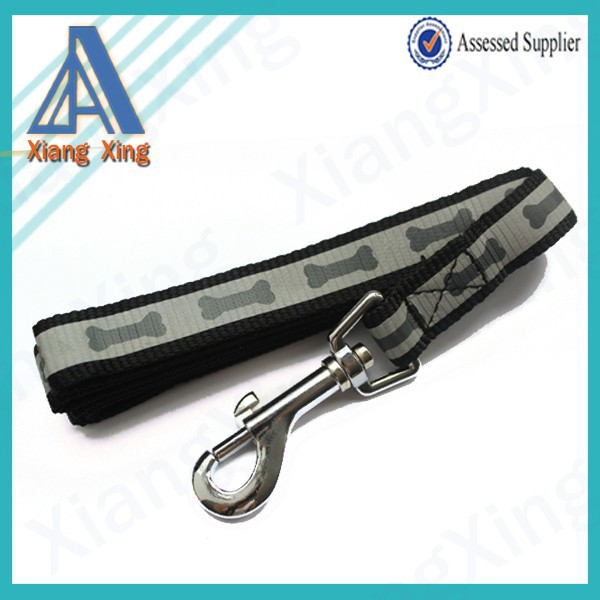 Reflective Extra Heavy Duty Thick 3mm Nylon Dog Leash