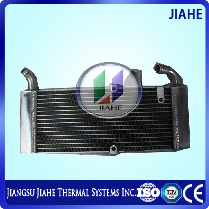 small motorcycle radiator