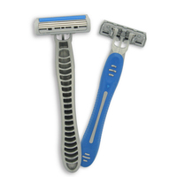 D317L 3 blades disposable shaving razor