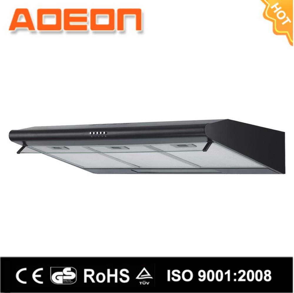 90cm Copper Kitchen Aire Self Clean Range Hood Cooker Hood With CE/GS/
