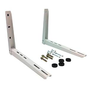 Heavy Duty Universal Wall Mounting Bracket for Ductless Air Conditioners