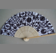 Silk Bamboo Hand Folding Fans wedding gifts