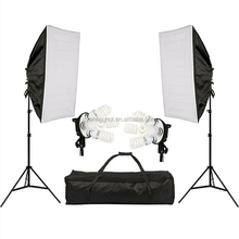50x70cm Softbox Soft Box With E27 Lamp Holder Photography Studio Light Photographic Equipment parts