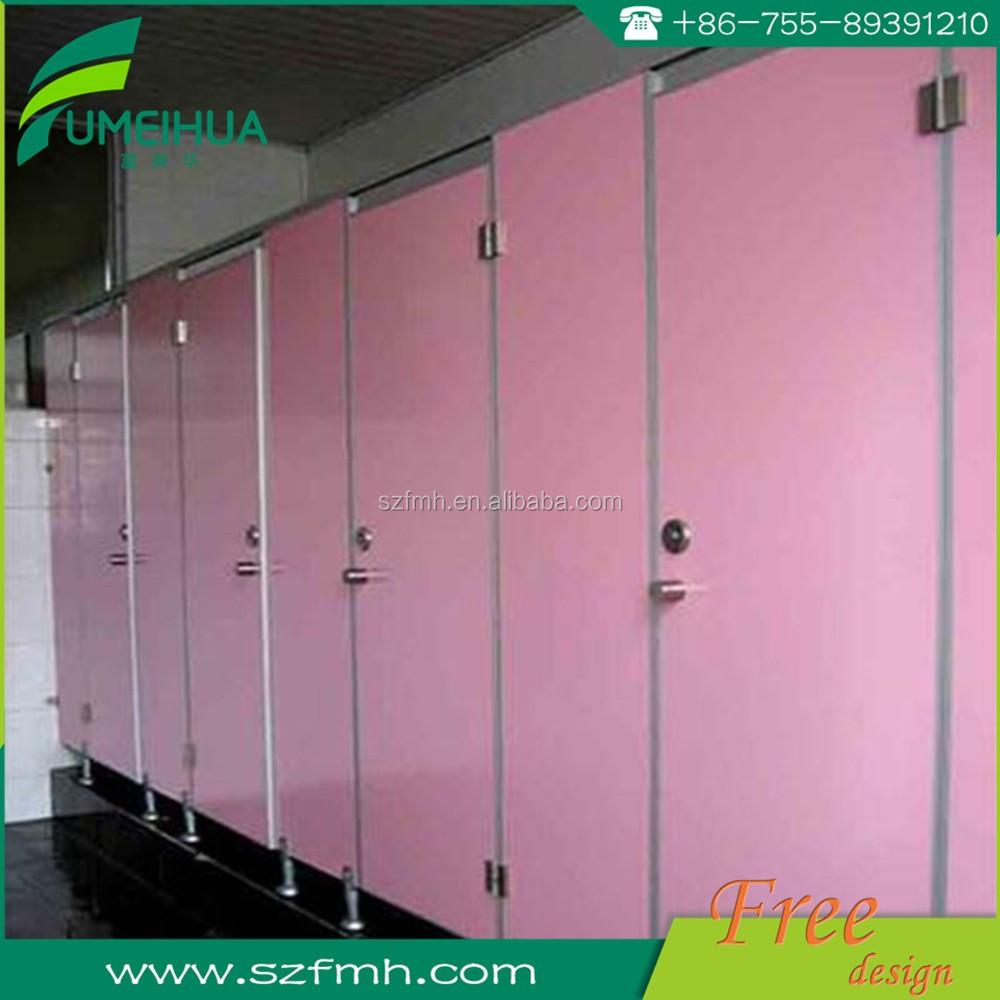 Paneles de pared de ba o impermeable 18mm comercial - Paneles laminados para paredes ...