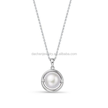 Elegant pearl necklace designs bridal jewelry 925 sterling silver elegant pearl necklace designs bridal jewelry 925 sterling silver pendant aloadofball Image collections