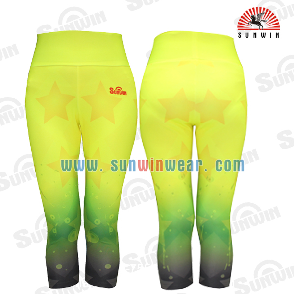 Stock leggings with OEM service free design tights