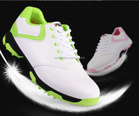 Women Golf Shoes PGM Factory Directly Sale Water proof Golf Shoes