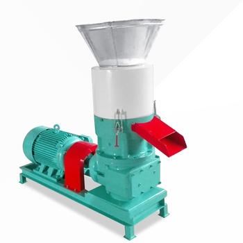 Factory price small wood biomass pellet making machine