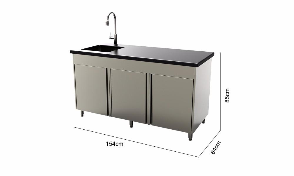 Outdoor Küche Edelstahl Schrank : Küchenschränke materialien für outdoor küchen