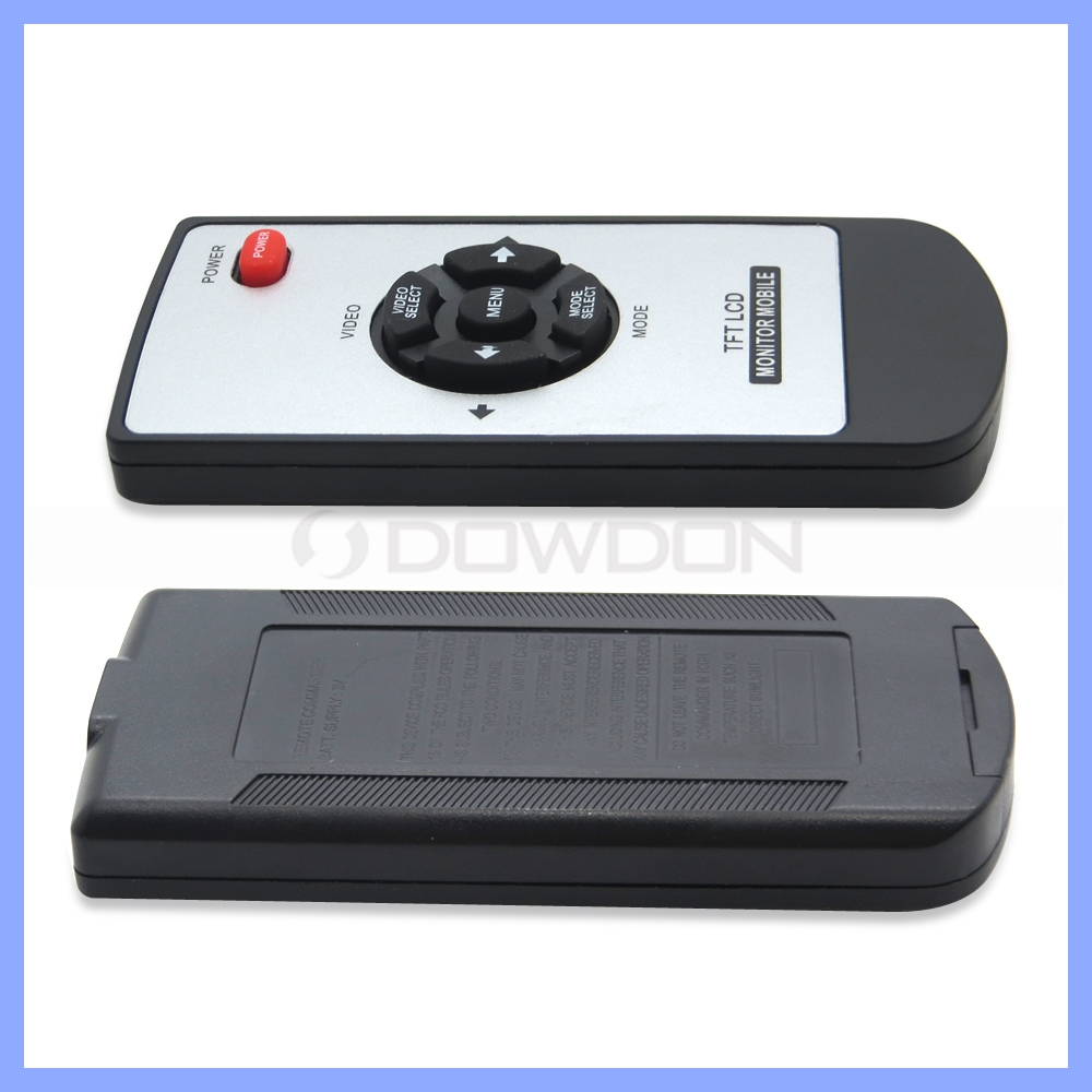 8M Working Distance IR Remote Control Ultra-thin Switch For TFT LCD Monitor