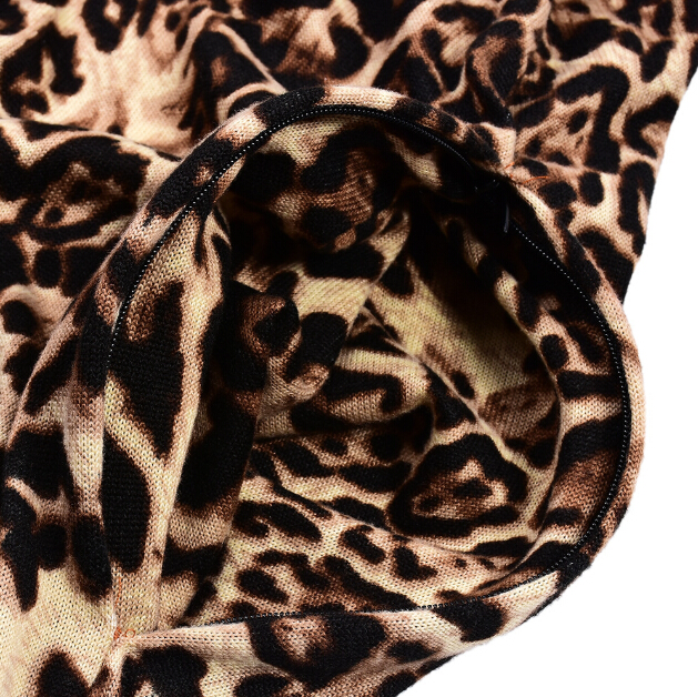 Pop Fashion Scarves for Women, Girls, Ladies, Infinity Scarf with Zipper Pocket Pattern Print