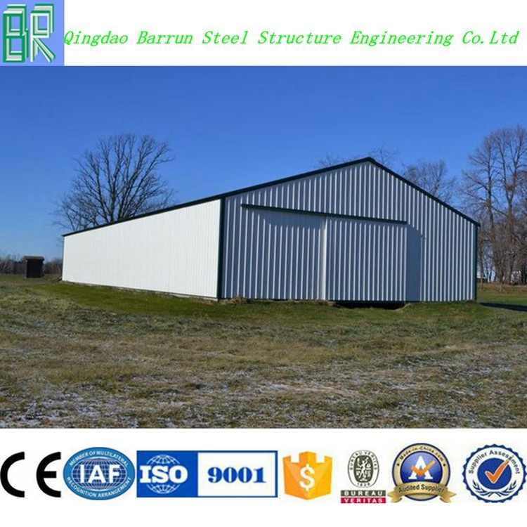 Steel prefab warehouse low cost industrial shed designs