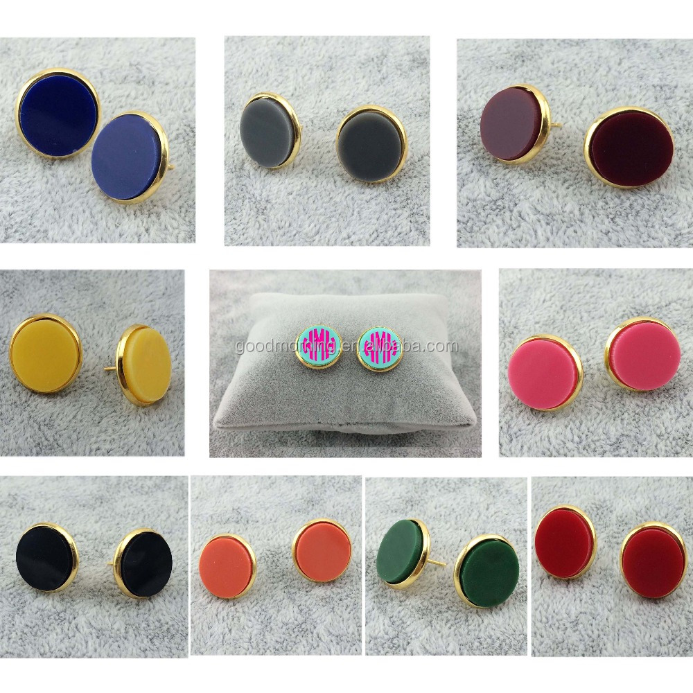Acrylic Earrings Supplieranufacturers At Alibaba