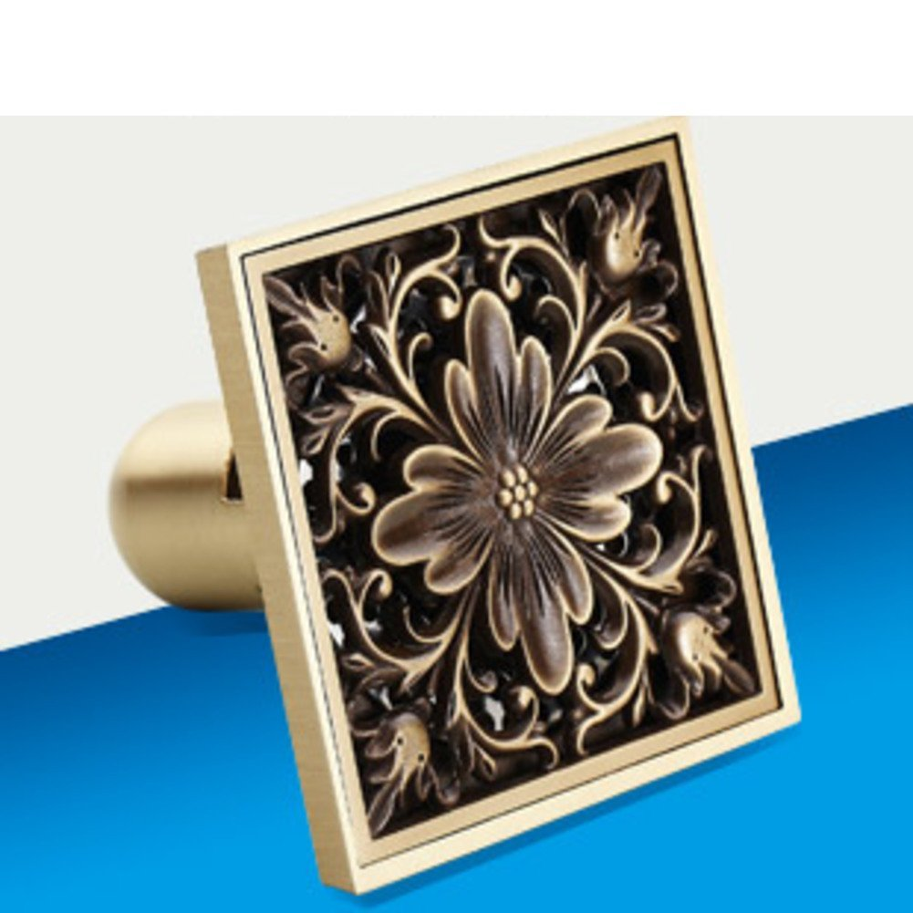 Antique Floor Drain Copper Leakage And Pest And Odor-resistant Drain Deep-And Odor-resistant Floor Drain Core-C