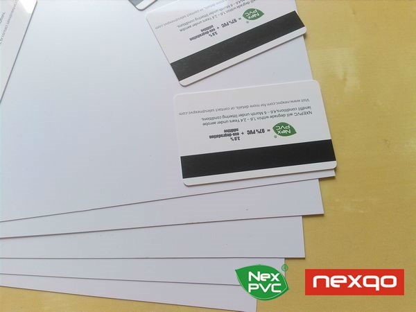 A4 Size 0.4mm Thickness Plastic Sheet