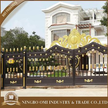 Reliable Cast Aluminum Gate Grill Designmodern Indian House Main