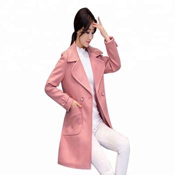 e3b99d27f8 Personalizado fornecedor de vários tipo de vestido das mulheres de lã longo  inverno casacos de senhoras