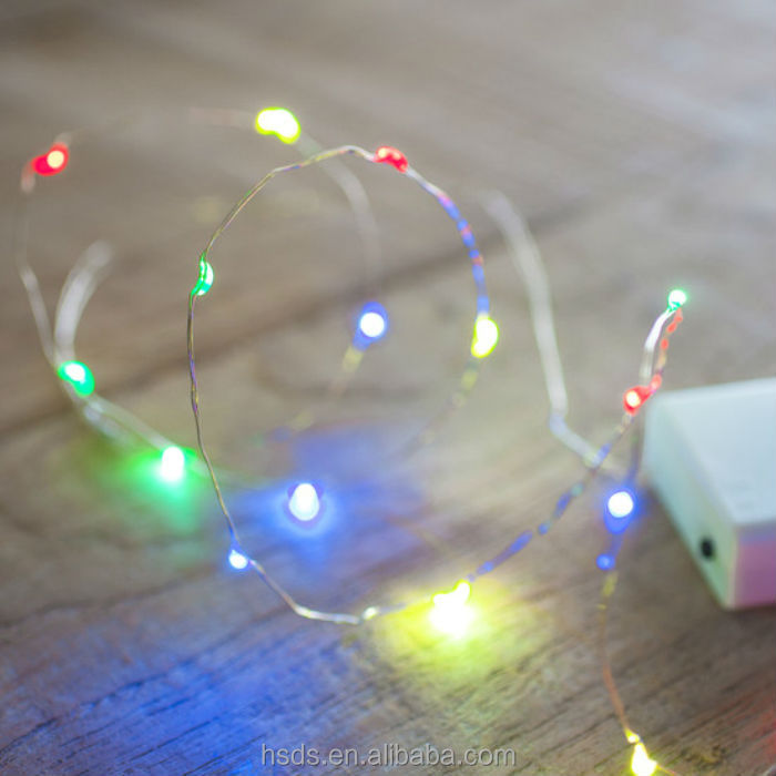 Beautiful Thin Wire Led Lights Images - Electrical Circuit Diagram ...