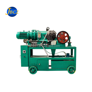 High standard steel bar rebar rib peeling parallel thread rolling machine manufactured in China