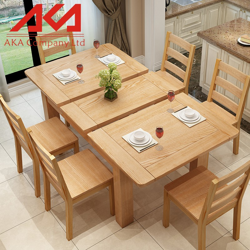 Multi Purpose Table fashion multi purpose table solid pine wood semi-circle fold-able