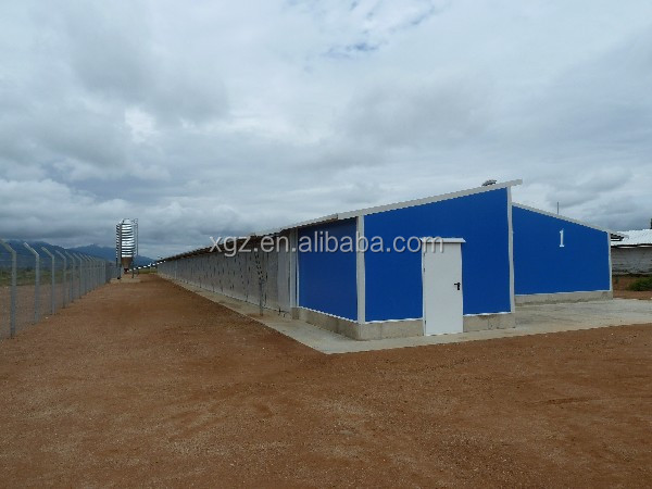 poultry farm/poultry house/livestock/chicken house
