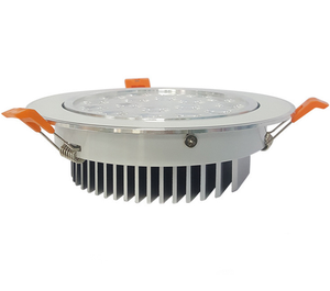 3W 5W 7W 9W 12W 15W 27W led downlight