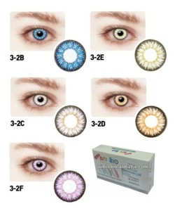 New Bio 3-2 korean contact lens wholesale circle lenses cheap eye color contact