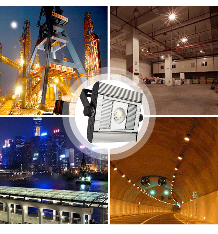 Led Fixture Zigbee Stadium Work Housing 20000 Lumen Outdoor Floodlight 10w 35w 300w Flood Light