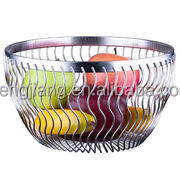 High quality Metal Wire Fruit Baskets
