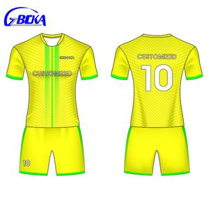 d1e94188908 New Arrival uniform 1 jersey 1 short uniform club jersey soccer