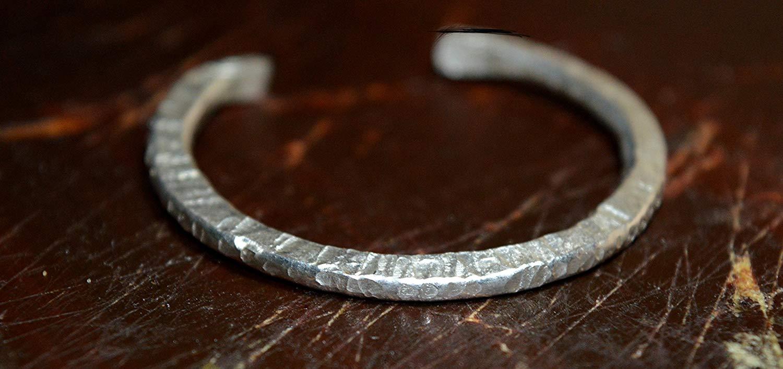 sterling silver bracelet, handmade THICK, cuff bracelet, sterling silver jewelry, wide bracelet, rustic bracelet, vintage bracelet, sterling silver cuff, sterling silver bangle,rustic bangle