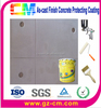 as-cast finish concrete wall protecting Silicone Resin coating