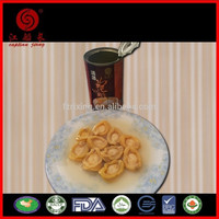 BIG ABALONE CAN IN CLEAN SOUP 400g Solids:160g/6PCS WHOLESELL SHELLFISH