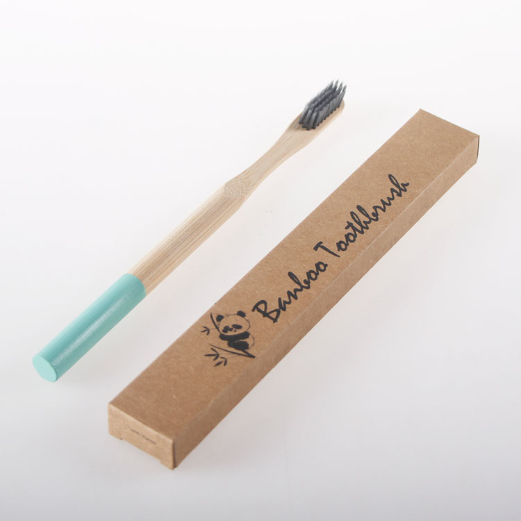 hot selling bamboo disposable hotel toothbrush with toothpaste for hotel bamboo toothbrush