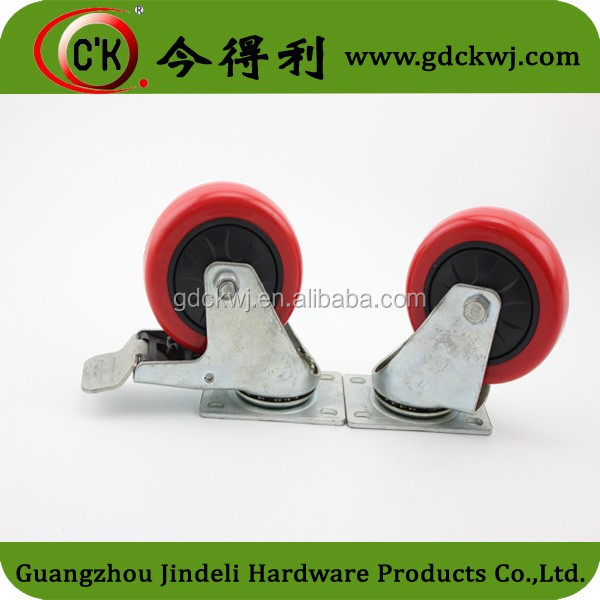 office chair wheels luggage suitcase bed wholesale heavy duty caster wheels for sale