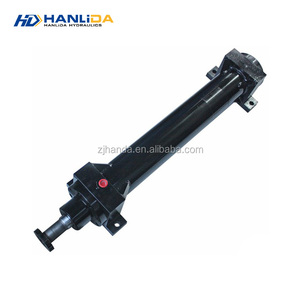 Factory directly supply promotion price welded 3-stage hydraulic cylinder