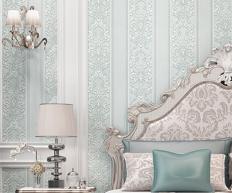 estilo indio inicio decoracin rabe wallpaper rayas verticales del papel pintado - Papel Pintado Rayas Verticales