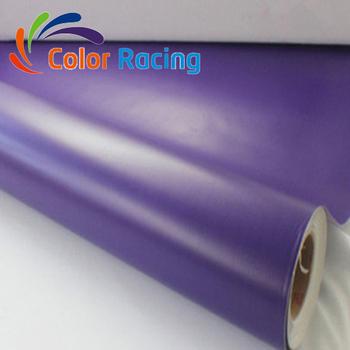 2018 high quality full body car sticker vinyl car wrap blue chrome matte film