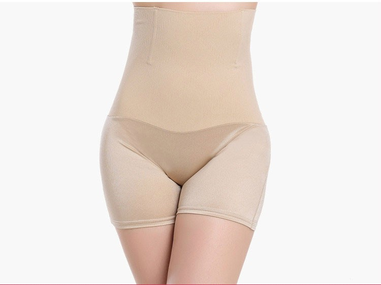 High Waist Memory Metal Steel Women Seamless Shaper Belt Panty Postpartum Panties