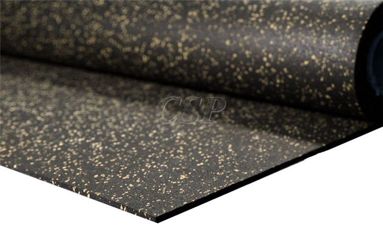 floor fleck mats flooring rubber x direct commercial mat products black with package speckles blue gym
