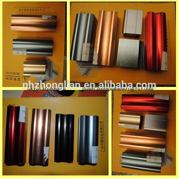 hk prix concurrentiel aluminium mur rideau piste pour. Black Bedroom Furniture Sets. Home Design Ideas