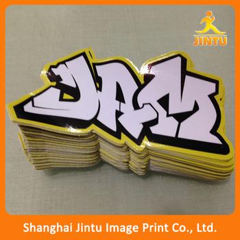 Custom 3m die cut vinyl stickers uv resistant 3m vinyl sticker